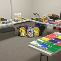 "Press Release - ""Collect for Kids"" School Supply Drive"